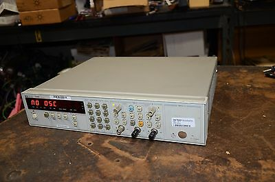 HP Agilent Universal Frequency Counter Options 030 060 5334B 5334