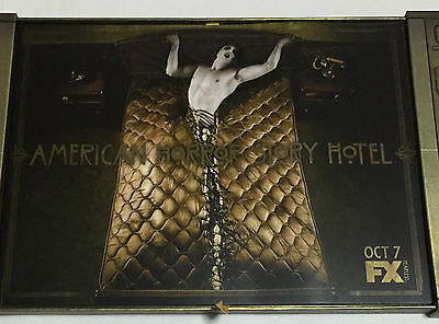 AHS American Horror Story Hotel Promotional Press Kit Lady Gaga