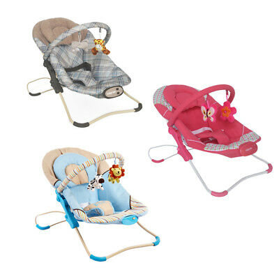 Baby bouncing chair with Sound and Vibration 66x41x27cm seat Babyliege Swing