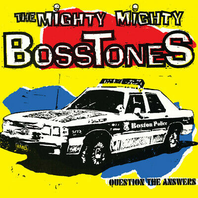 Mighty Mighty Bosstones Question The Answers RSD BLUE vinyl LP NEW/SEALED