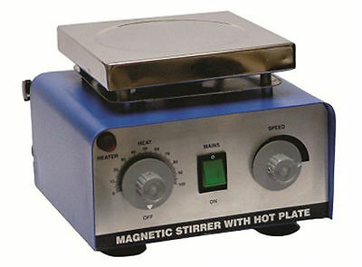 Magnetic Stirrer with Hot Plate 1 Liter