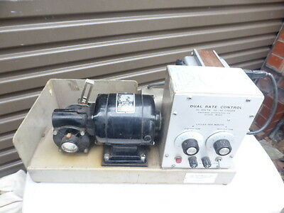 Bodine Electric NSH-34RL Speed Reducer Motor with AR Transformer resiration pump