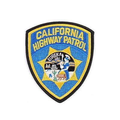 Patch écusson CALIFORNIA HIGHWAY PATROL Neuf CHIPS