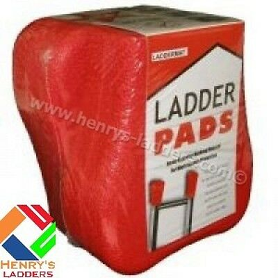 Window Cleaner Ladder Pads - Anti-Slip  & Protective - Genuine Laddermat Product