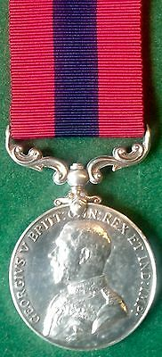 WW1 DISTINGUISHED CONDUCT MEDAL (DCM) SJT SPENCE 12th ROYAL SCOTS FROM EDINBURGH