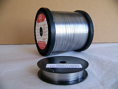 """Kanthal A Ribbon resistance heating wire 0.6mm  X 0.07mm (.024"""" X .003"""" ) 250 ft"""
