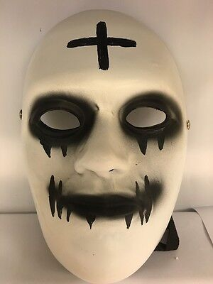 The Purge 2 Anarchy Movie Horror Fancy Dress Up Mask Adult Child Custom Cosplay