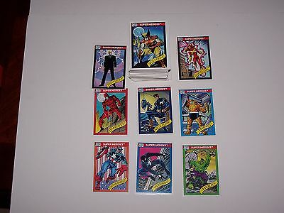 1990 Marvel Universe Series I Comic Card Set by Impel