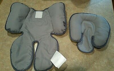 Britax Head And Body Support Pillow For Car Seat and Stroller