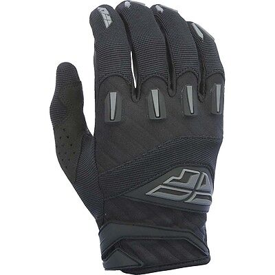 Fly Racing 2017 Kids Mx NEW F-16 Black Dirt Bike Youth BMX Motocross Gloves