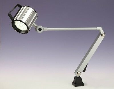 CNC MACHINE EM WORK LIGHT LAMP LED WITH SWING ARM Made in TAIWAN L81 24V water