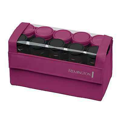 NEW Remington Hot Hair Rollers Ceramic Compact Curlers New FREE SHIPPING