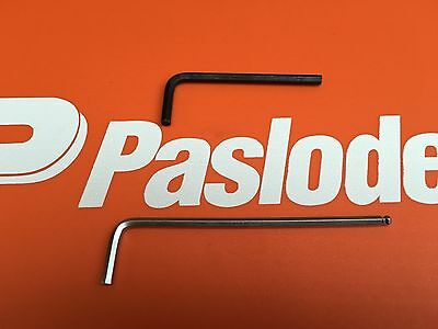2 Paslode Allen Keys For IM350 Tool Service
