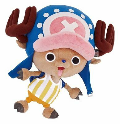 ONE PIECE MegaHouse Tony Chopper SECOND EDITION plush doll Stuffed Animal Toy