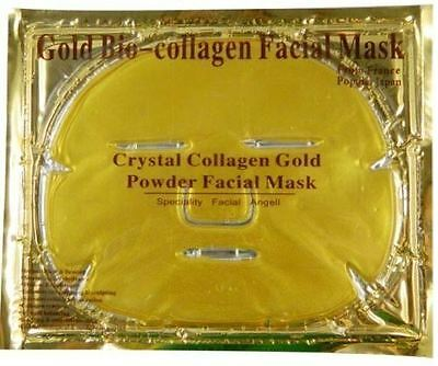 Gold Premium Collagen Anti-Ageing Moisturising Firming Face Mask