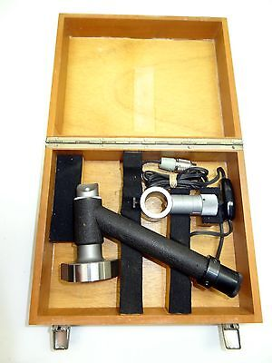 Charmilles Edm Optical Centering Scope / Microscope