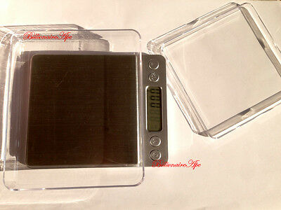 500g 0.01g DIGITAL SCALE 500g PRECISION ELECTRONIC WEIGHT KITCHEN JEWELLERY LAB