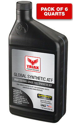 TRIAX Full Synthetic ATF for DW-1 Honda, Nissan & Hyundai SP-III - 1 GALLON