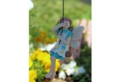 Miniature Dollhouse FAIRY GARDEN - Kelsey With Swing - Accessories