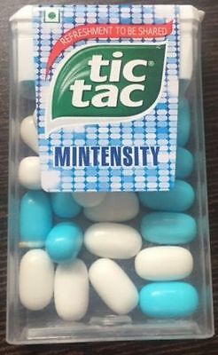 TIC TAC CHERRY PASSION MINT CANDY 13gm ( PACK OF 12)