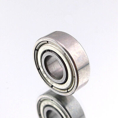 Inner Diameter 4/5/6/7/8mm Micro Deep Groove Ball Mini Bearing Chrome Steel
