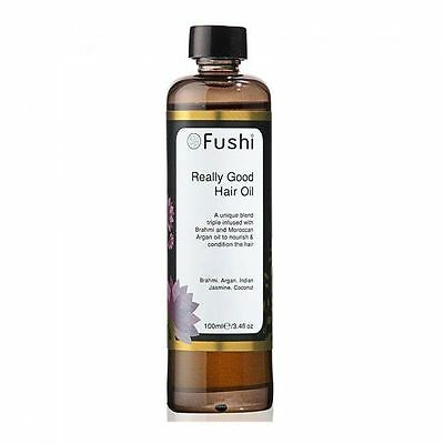 Fushi Wellbeing Really Good Hair Oil 100ml