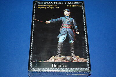 Masterclass EFDV7524 - Colonel Strong Vincent, Gettysburg 1863  scala 75mm