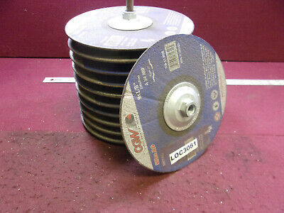Grinding Wheels 4-1//2 x 5//8-11 T27 Silicon Carbide 10 CGW  56027 Box of