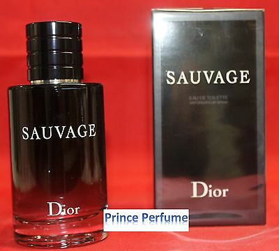 DIOR SAUVAGE EDT VAPO SPRAY - 200 ml