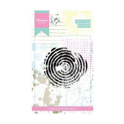 Marianne Design Clear Stamps - Textures Circles MM1606