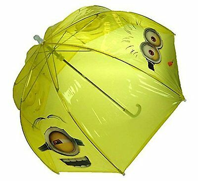 Childrens Minions Dome Umbrella
