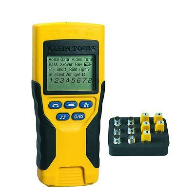 Klein Tools Electrical Network Cable Tester Kit Hand Tool