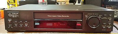 Pelco TLR3168 6 Head 168 Hour Time Lapse VCR VHS Recorder /Player