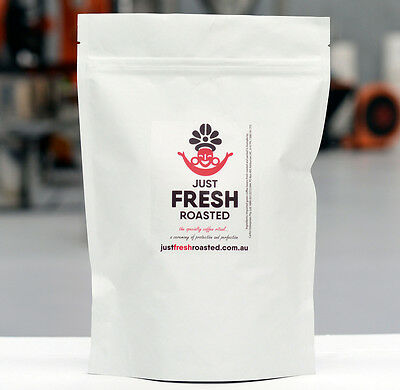 NEW Fresh Roasted Coffee Beans Ethiopia Limou 500g or 1kg