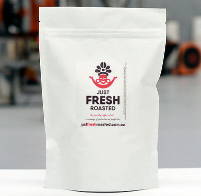 NEW Fresh Roasted Coffee Beans Ethiopia Sidamo 500g or 1kg