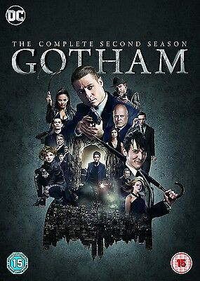 GOTHAM Season 2 (Region 4) DVD The Complete Second Series Two