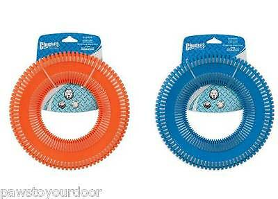 Chuckit Rugged Flyer - Floats Water Designed Flight Sturdy Frisbee Disc Dog Toy