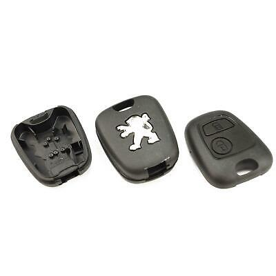 Peugeot 106 206 207 306 307 406 806 2 Buttons Housing Key Cover Remote Control