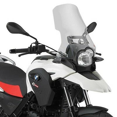 GIVI Windshield smoked for BMW G650 GS 2011-2015