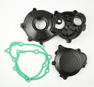 For Suzuki GSXR1000 2001-2008 Right Starter Clutch Idle Gear Covers & Gaskets