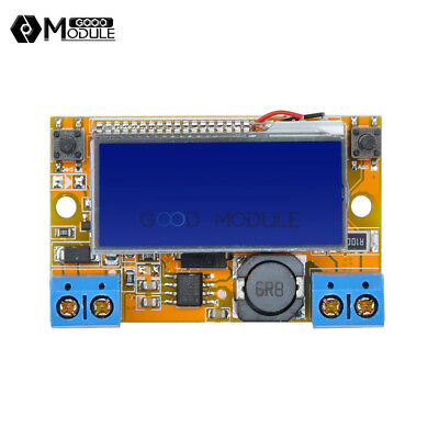 DC-DC Step Down Power Supply Adjustable Module With LCD Display With Case GM