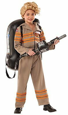 Rubies Costume Ghostbusters Movie Deluxe Child Costume, Large