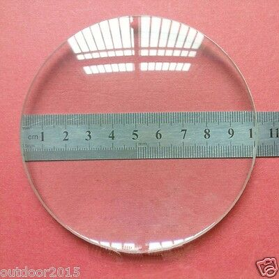 100mm Optical Double Convex Lens for Magnifying Glass