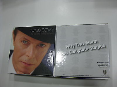 David Bowie  18 Cd Box The Man Who Thrilled The World