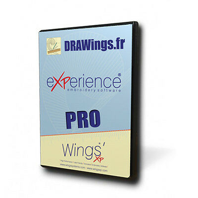 Wings' eXPerience 6 Pro Digital Edition | Embroidery Software