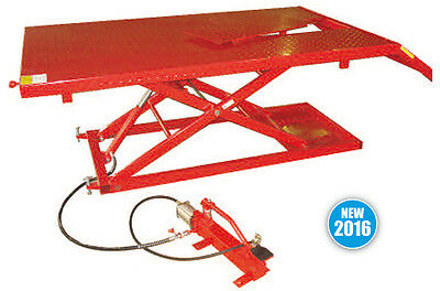 Table Elevatrice Quad 1995 / 1190 675 Kg Homologue