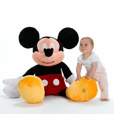 Disney Mickey Mouse Clubhouse Giant Plush Soft Toy