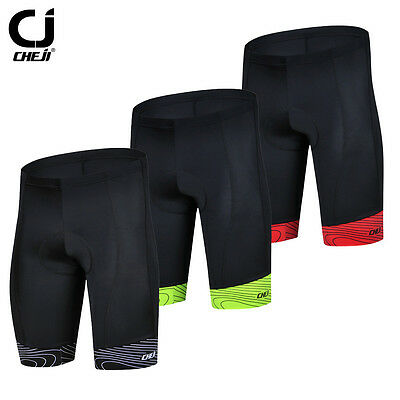 info for 9f5c0 c5c23 2019 CHEJI Polar Men s Cycling Bike Bicycle Shorts 3D GEL Padded Size S-3XL