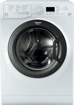 Hotpoint Ariston Lavatrice Carica frontale 7 Kg A+++ 52cm 1200 giri FMG 723 B