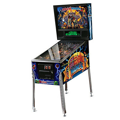 Medieval Madness Standard Edition Pinball Machine